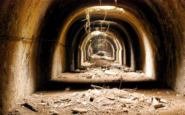 'Secret' Labyrinth of Tunnels Under Rome Mapped