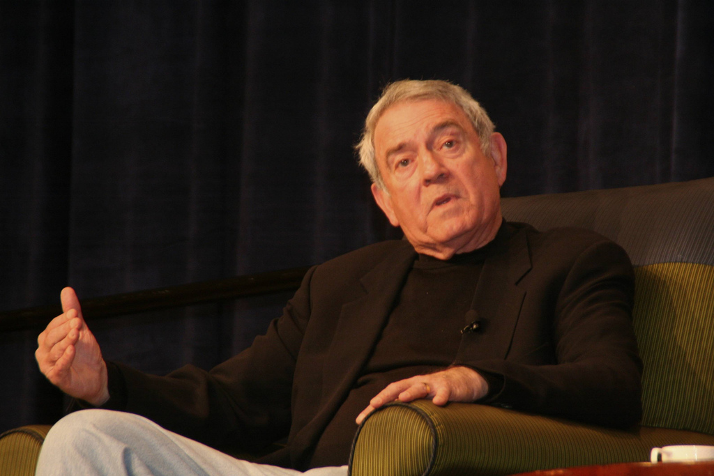 TELL LIE VISION – The Corporatization Of Your Media – Dan Rather Speaks Out