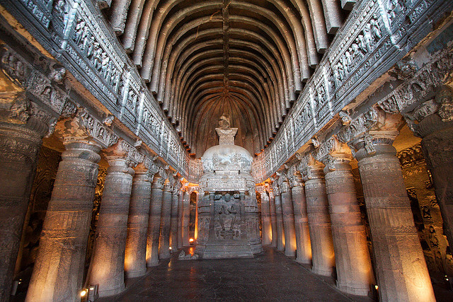 AMAZING Ajanta Caves