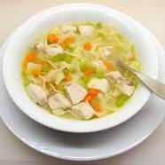 Eat Chicken Soup and Other Secrets to Healthier Skin