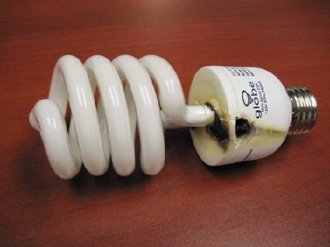 CFL Bulbs Have Their Lion share of Problems…Check This Out!