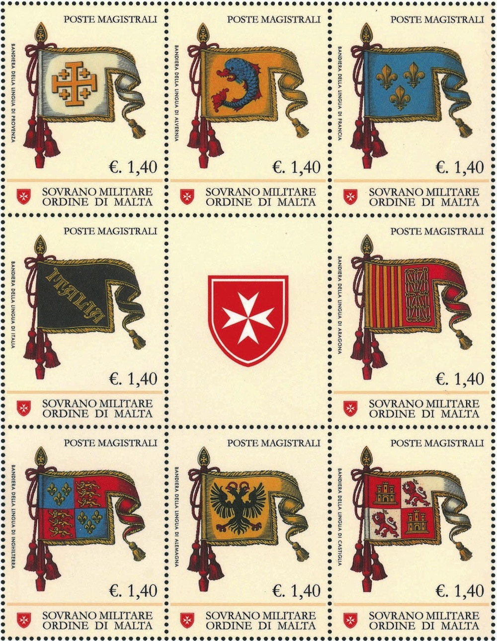 The Ancient Languages of the Knights