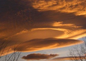 Best photos: Beautiful lenticular clouds around the world