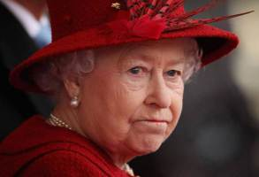 THE QUEEN'S ARREST IS IMMINENT