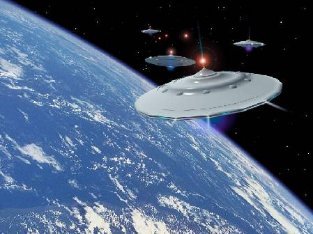 HOW ALIENS TRAVEL HUGE DISTANCES