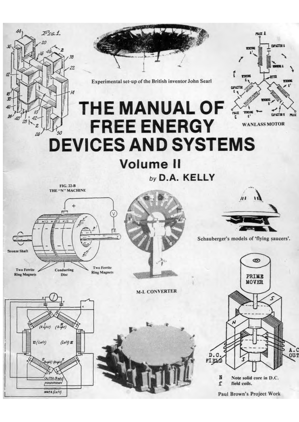 Free Energy Devices For March 2014