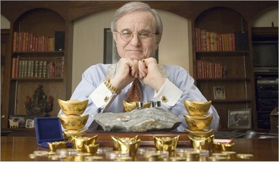Jim Sinclair: Russia Can Collapse US Economy, Gold Update, Silver is Gold on Steroids & More