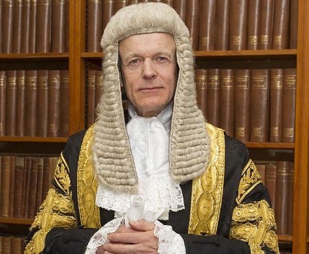 Top judge 'should be suspended over links to paedophiles': Campaigners call for investigation into political activities