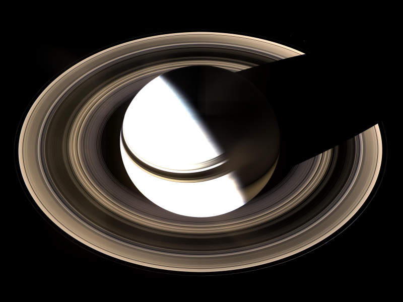 "Cassini Spacecraft Uses ""Pi Transfer"" to Navigate Path Around Saturn"