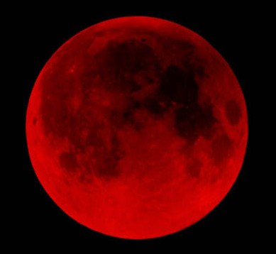 The April Full Blood Moon and Arc of the Covenant Activation