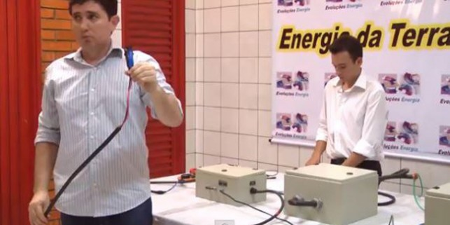 Brazilian inventors bring free energy device to market