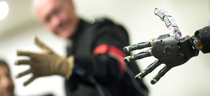 Inside the Military's New Office for Cyborgs