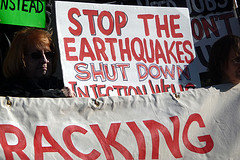 Findings That Fracking Is Causing Quakes