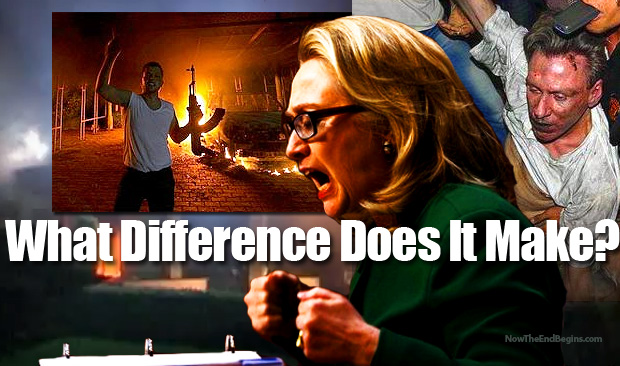 Hillary Clinton Cancels Appearance Due To Protest By Families Of Benghazi Murder Victims