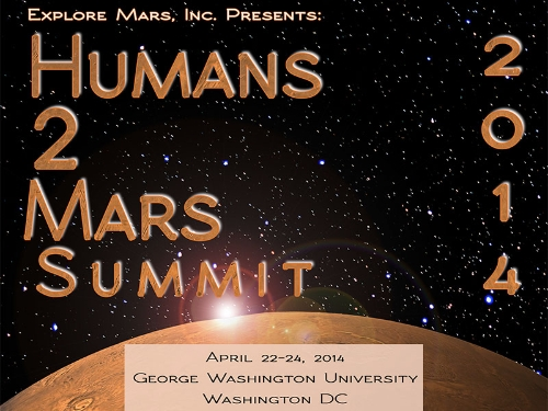 The Humans to Mars Summit 2014