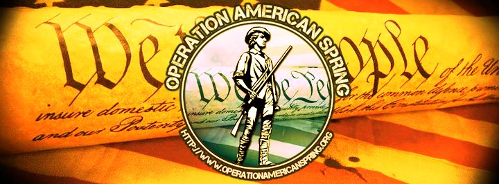 Operation American Spring (OAS)…..D.C In The Cross Hairs In Just Over A Month.