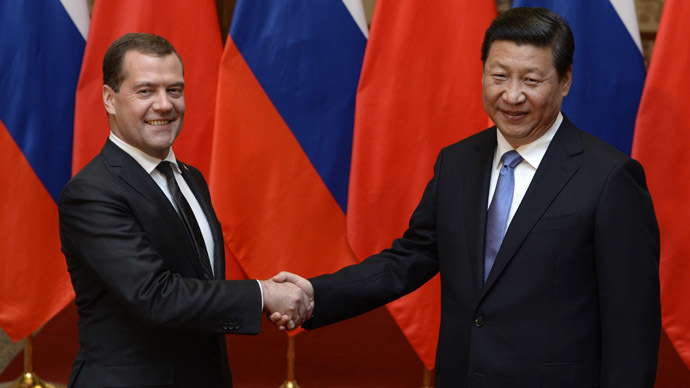 Interesting Conversation on Russia China Ties….