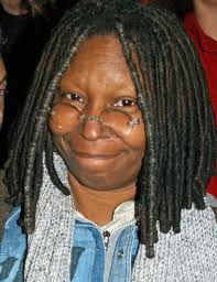 Whoopie Goldberg debuts as marijuana columnist