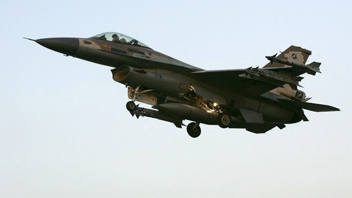 The plan to deliver the F-16s is on hold until the security situation in Iraq improves