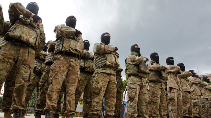Pentagon Wants to Send Troops to Ukraine for 'Counterterrorism' Training