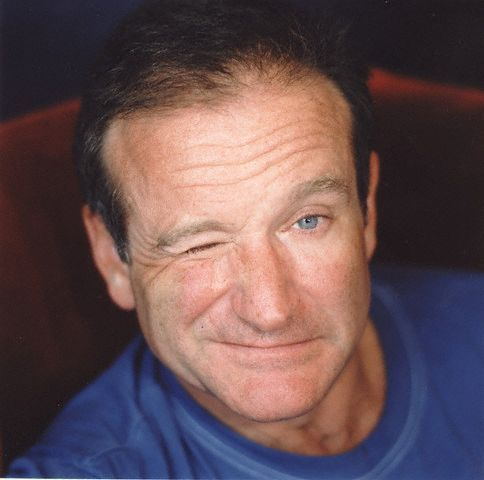 Robin Williams Speaking To Us From The Other Side…