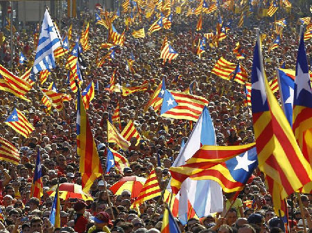 Catalan govt cancels plans for independence referendum