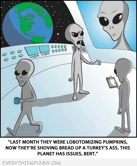 """""""This planet has issues"""" (Comic)"""