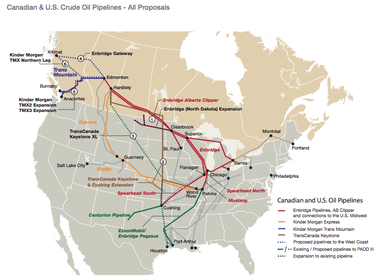 canada-us-pipeline-map