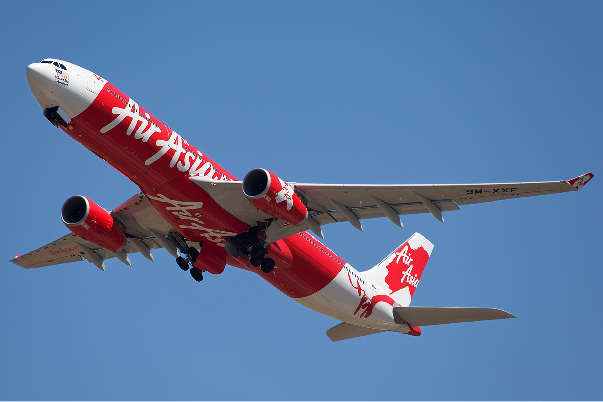 AirAsia Airlines Missing Flight QZ8501 Conspiracy (Redsilverj)