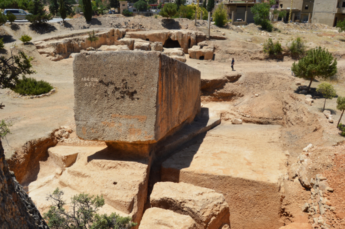 "Baalbek: The Myth of the Megalith, ""An intergalactic landing pad""?"