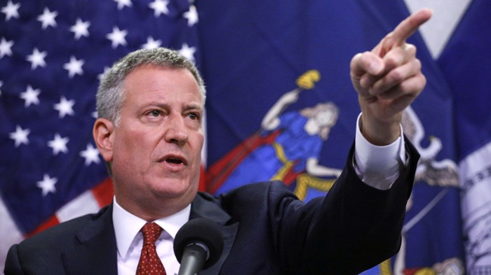 NYC Mayor: 'Reconcile Yourselves With Your God, For All Will Perish In The Tempest' (Satire)