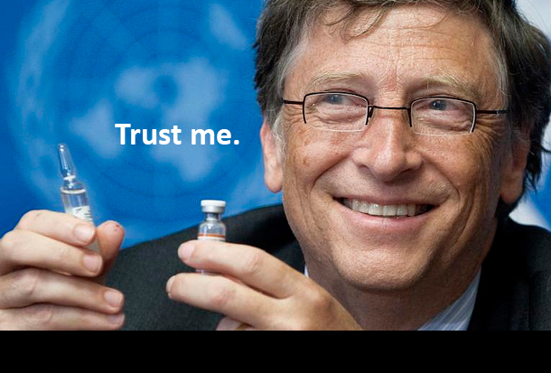 Bill Gates Invents Machine That Turns Feces Into Drinking Water