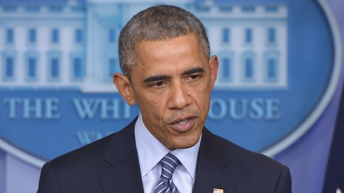Last Line Of Obama's Military Force Request Briefly Mentions Possibility Of 25-Year Quagmire