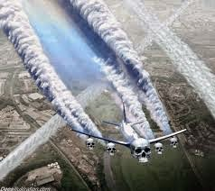 Death from Above: the New Manhattan Project Chemtrail Fleet
