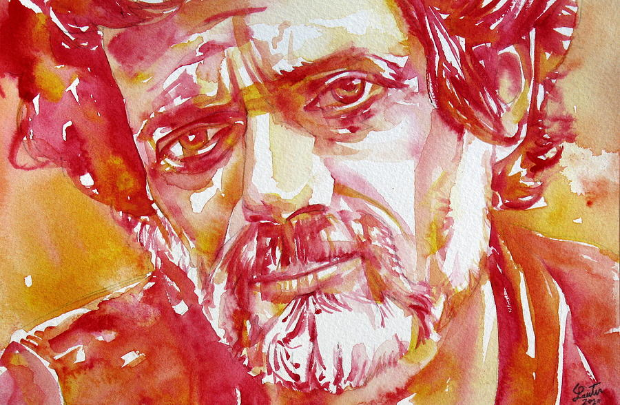 Terence McKenna Asks 'What Does It Mean To Be Human?'