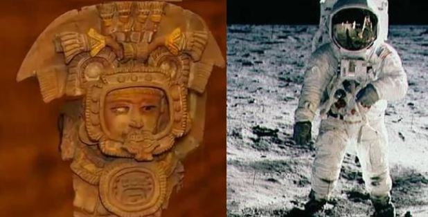 Extraterrestrial civilizations visited the Earth in the distant past, the evidence is here