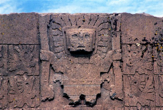 The Alien connection: The pre-Inca Tiwanaku culture