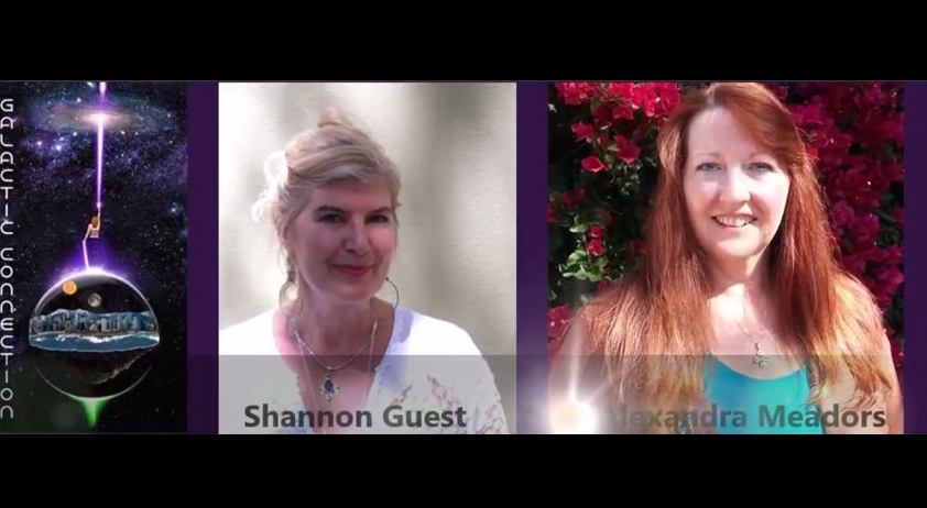 Shannon Guest: Artistic Translations of Messages from the Angels May 26, 2015