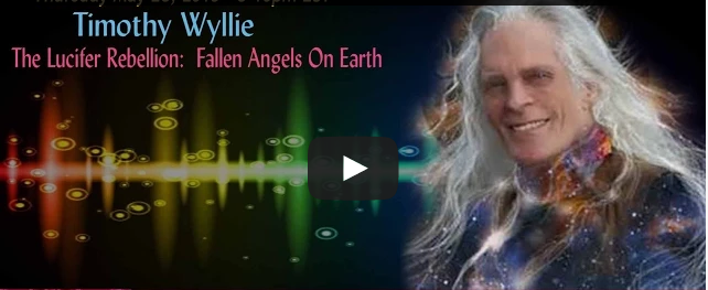 The Lucifer Rebellion: Fallen Angels On Earth – Timothy Wyllie – Just Energy Radio