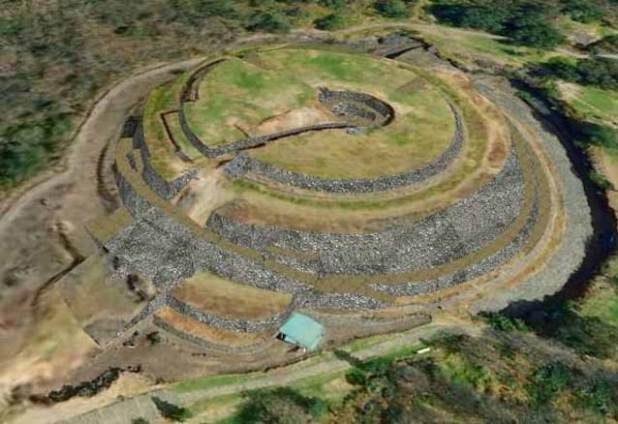 Cuicuilco, the oldest pyramid in the world?