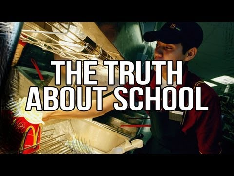 The Truth About School In Under Two Minutes