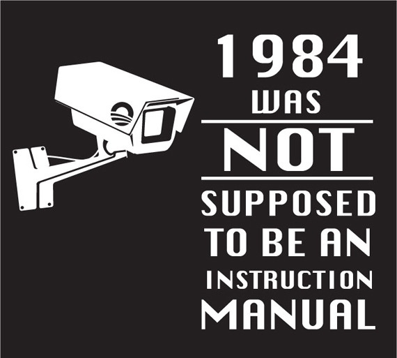 1984 Action Day,  June 8th – Orwell's Warnings As Relevant As Ever
