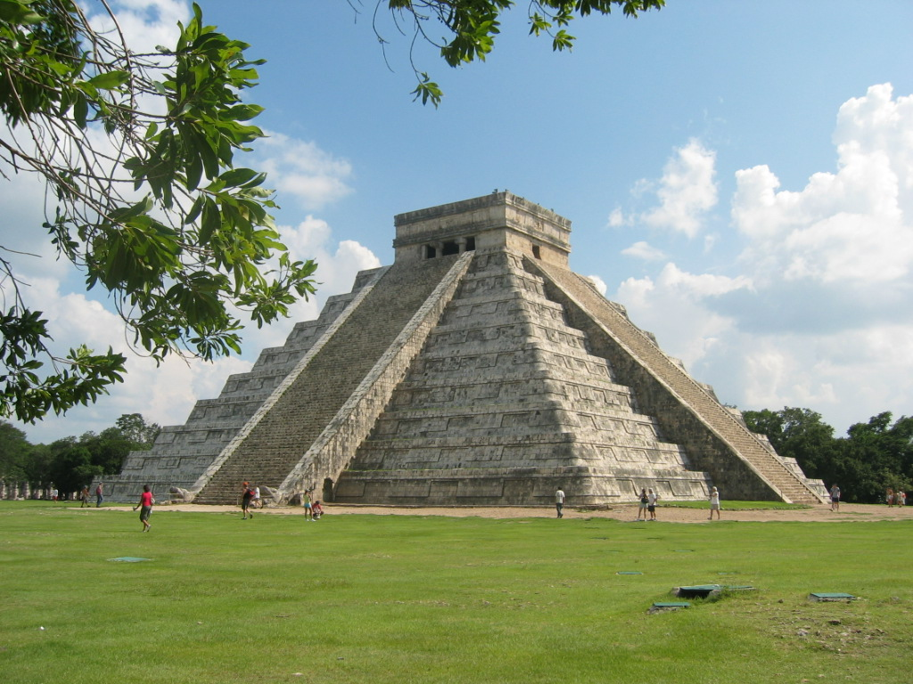 Chichen Itza  & Light Language VIDEO
