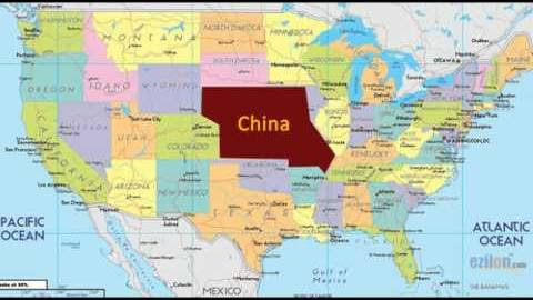 China Poised to Demand US Land As Payment for Debt