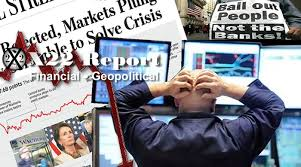 X22Report: It's Starting to Feel Like 2008 All Over Again, the Year of the Collapse