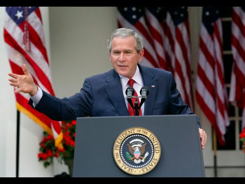 Bush Exposes 9/11 Truth – Bush Admits to Explosives Used at The World Trade Center on 9/11