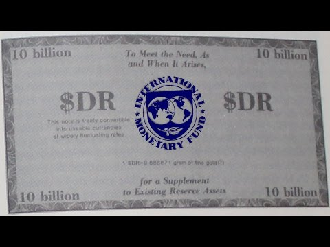 SDRs, Gold And The Coming Currency Reset