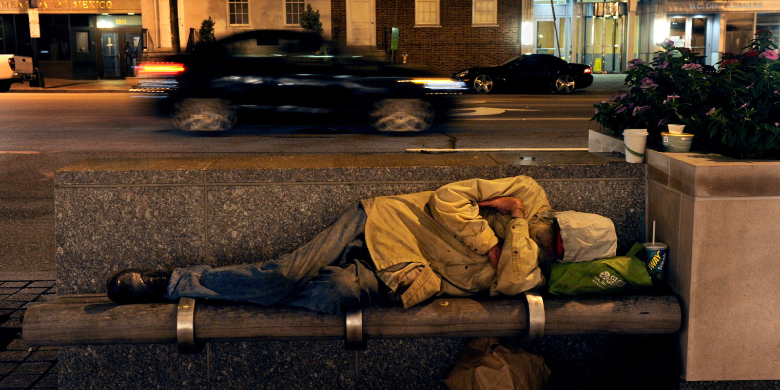 This App Wants to Track Every Homeless Person in San Francisco