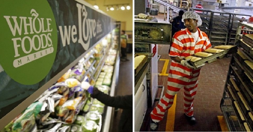 Whole Foods Using Prison Labor