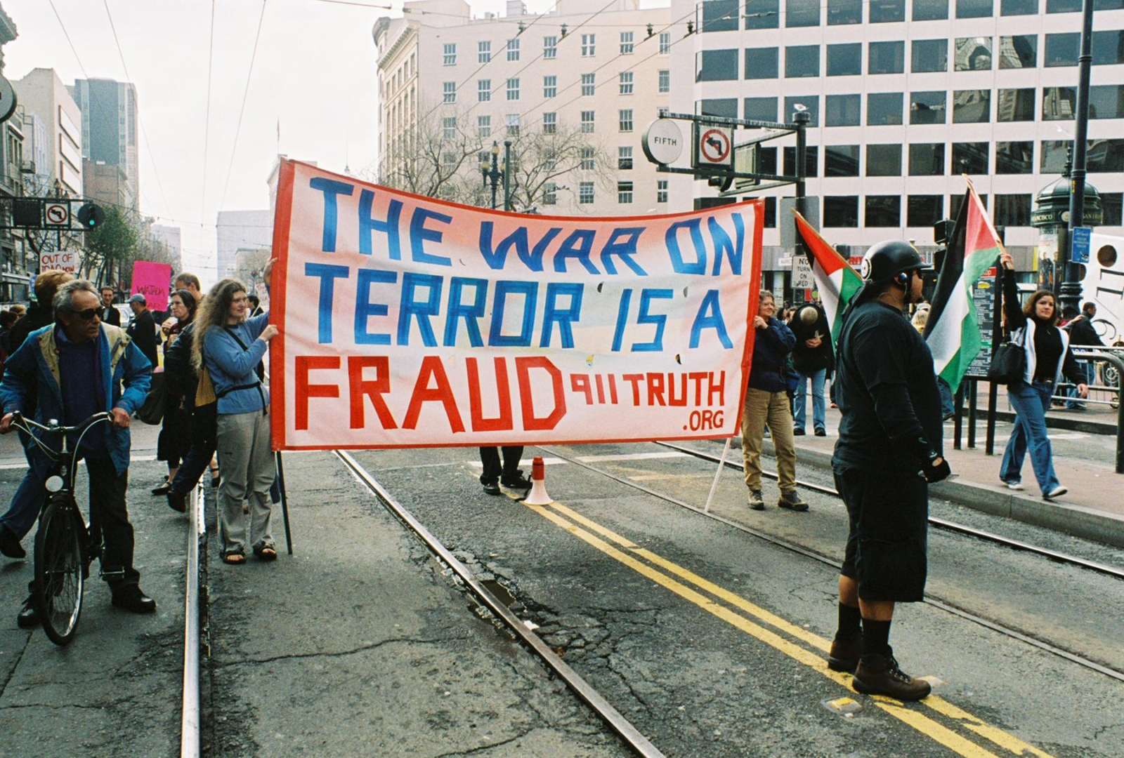 Evidence of Fraud in the War on Terror